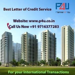 letter of credit service delhi
